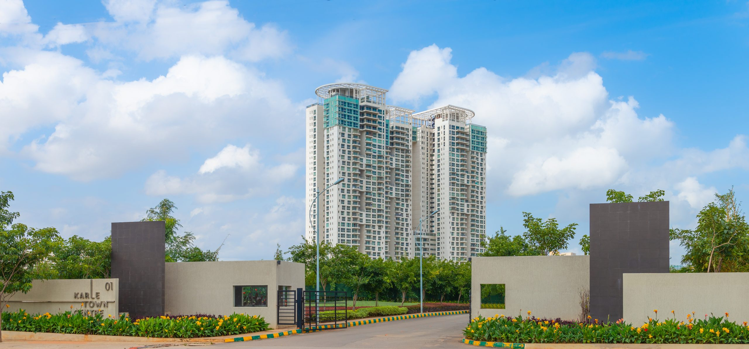 Karle Zenith Residences at Hebbal near manyata tech park