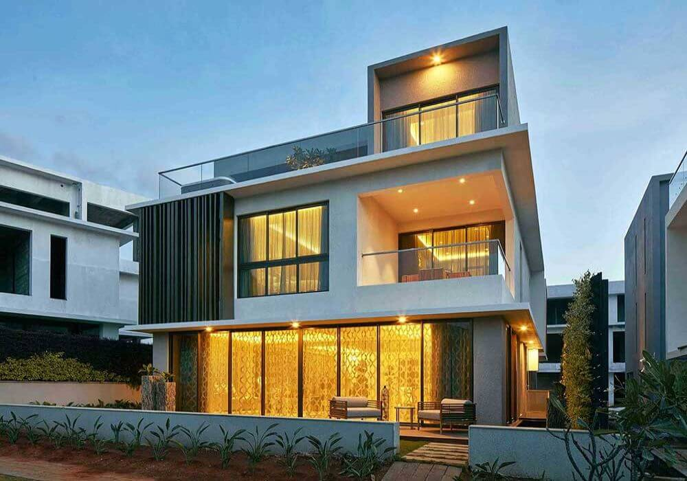 RAFFLES PARK–Ready to Move-In Luxury Villas in Whitefield, East Bangalore