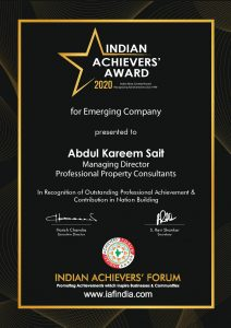 indian achievers award