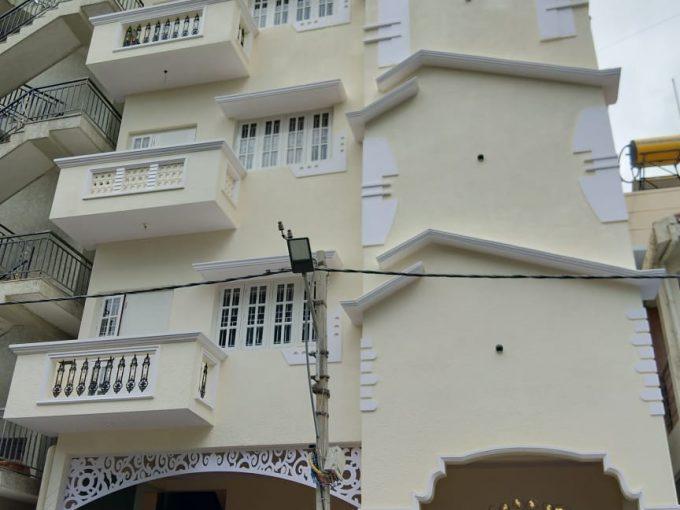 Independent house in Kasturi Nagar for sale