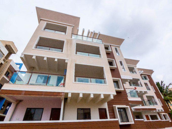 02BHK flats In Hennur Road