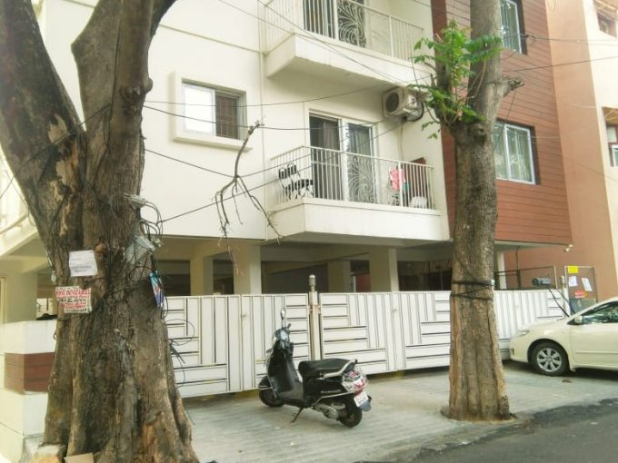 2.5 bhk flat for sale in HRBR