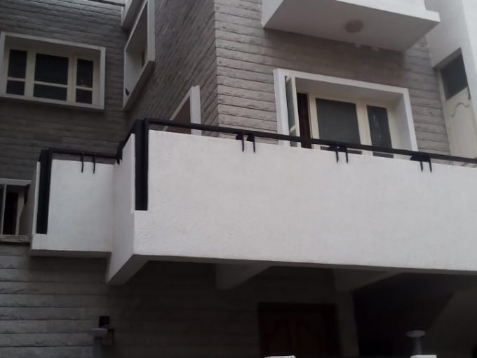 Independent house for Rent in Nandidurga Road