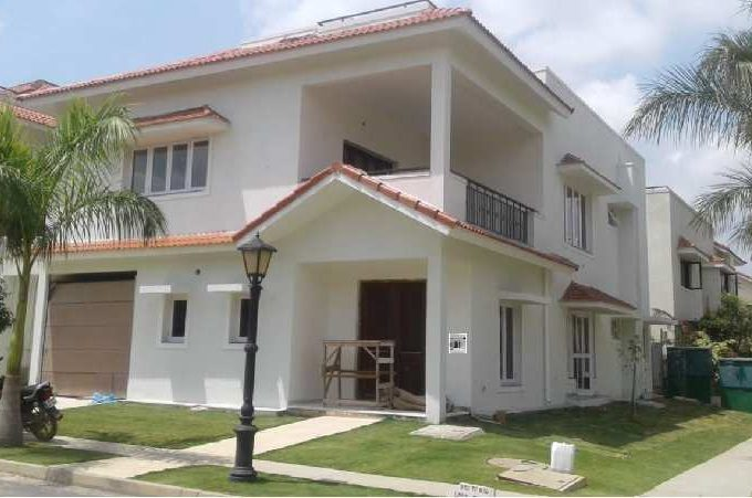05 bhk villa for rent in Adarsh palm Retreat