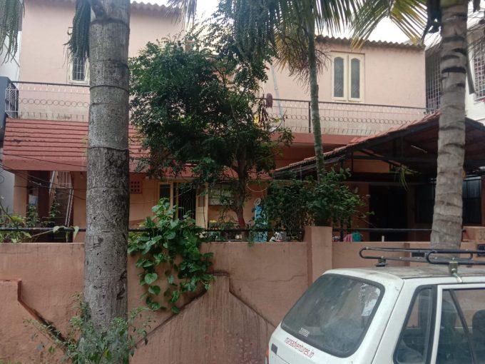 Residential plot for sale at Banaswadi