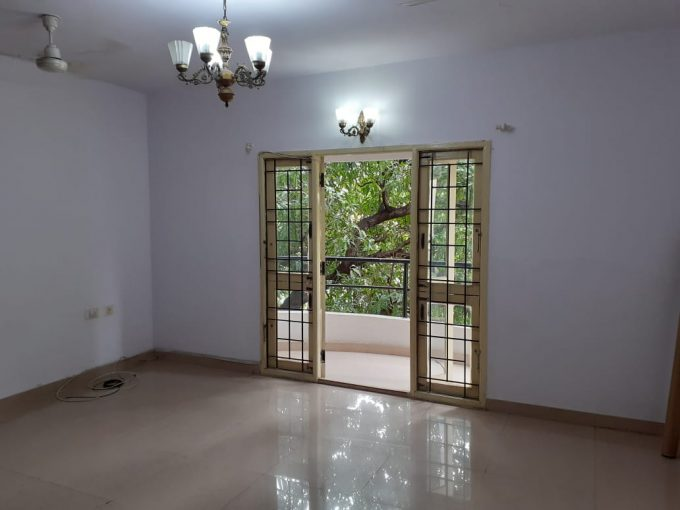 03BHK flat for sale in Cox Town