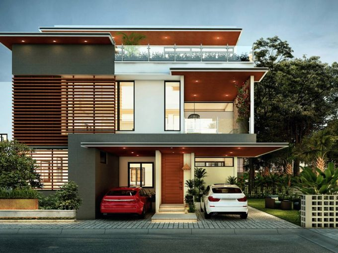 Living Walls Secret Soil 4 BHK In Hennur Road-LuxuryVillas