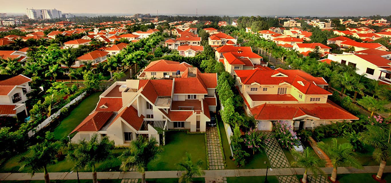 Plots for sale in Adarsh Palm Meadows bangalore
