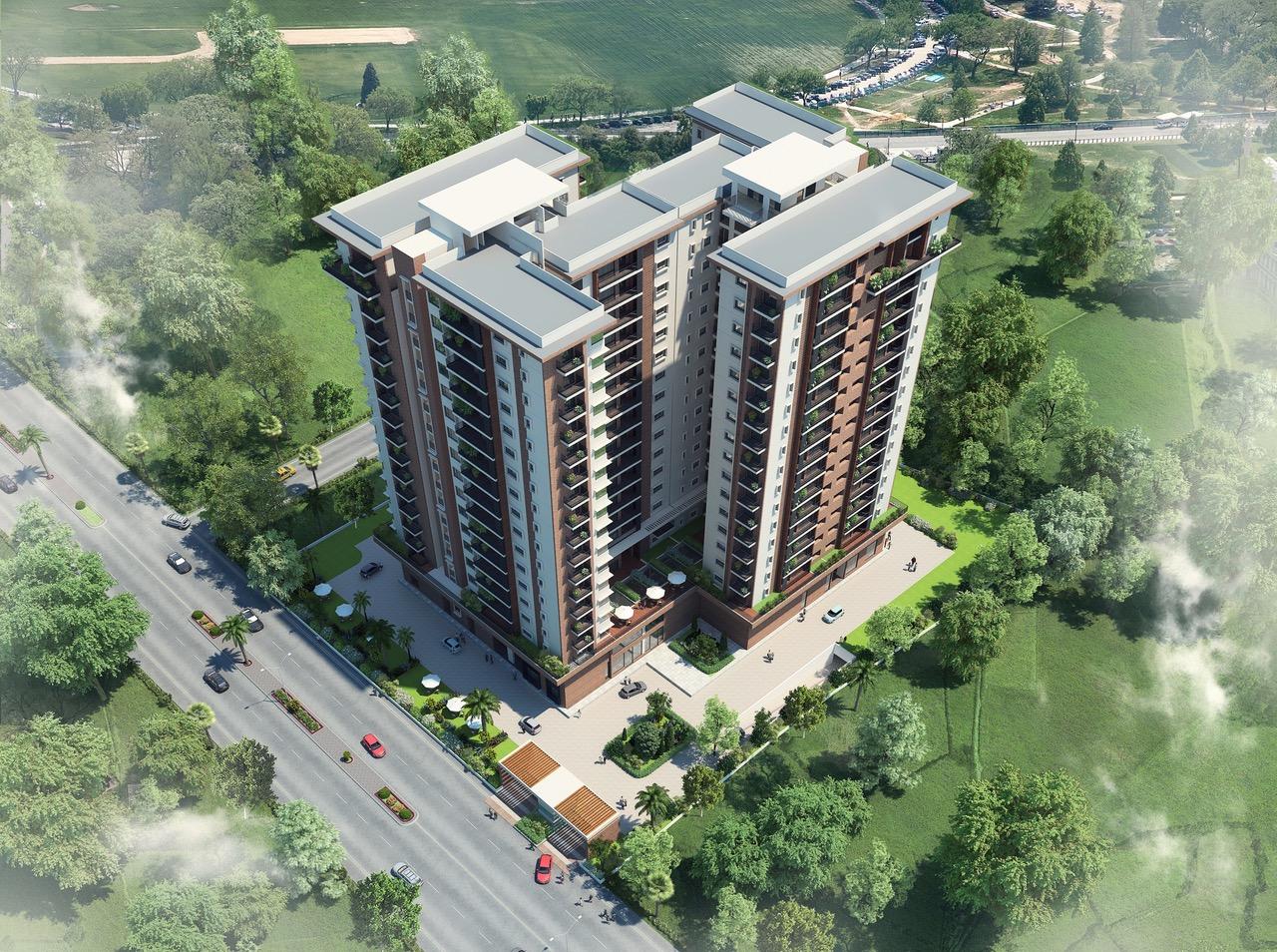 Koncept Ambience Downtown In Banaswadi Bangalore-Luxury