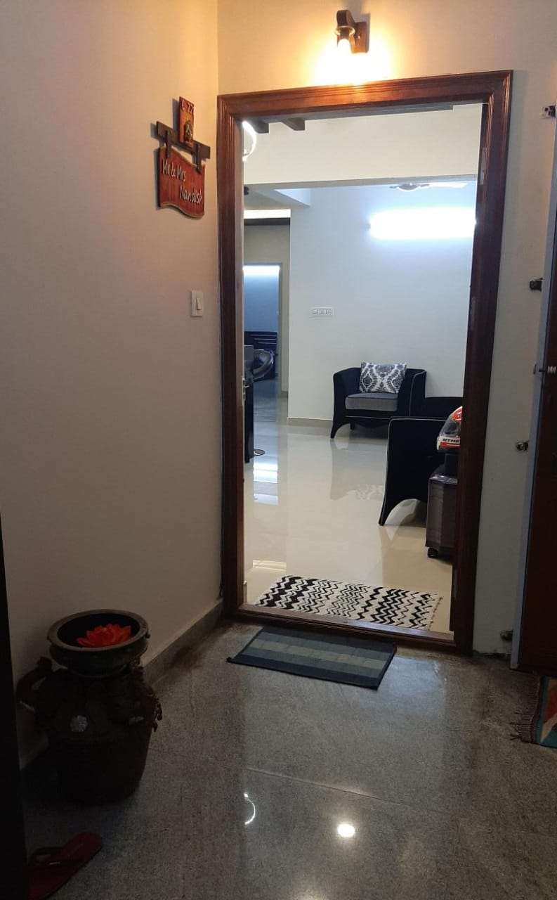 3BHK FLAT FOR SALE AT HORAMAVU