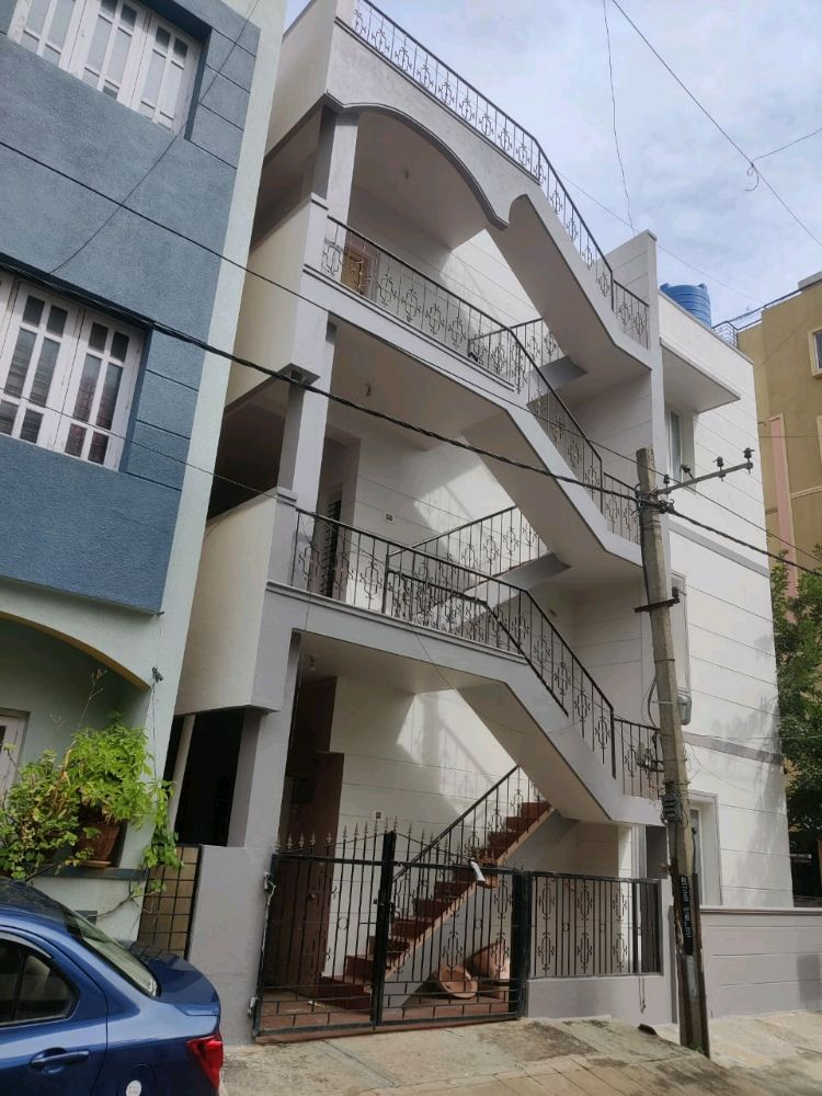 3bhk independent house for sale in OMBR Layout