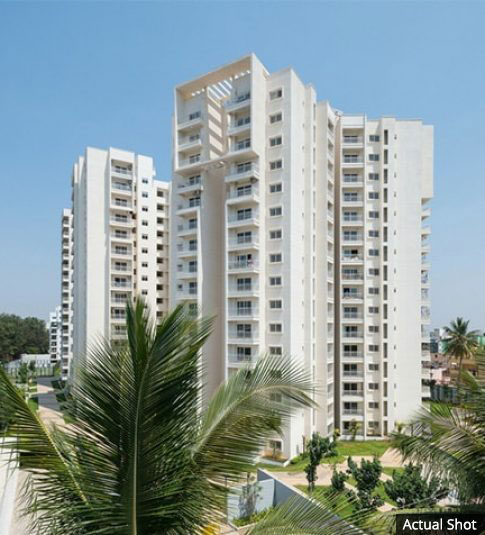 4bhk Flat for sale in DNR Atmosphere Whitefield Bangalore